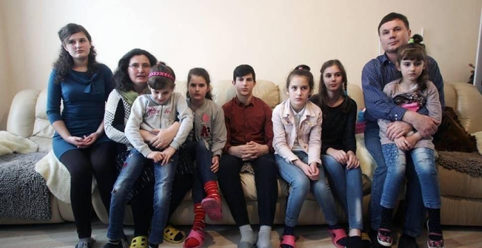 Нижня Сілезія: у Легниці багатодітну українську сім'ю виганяють додому