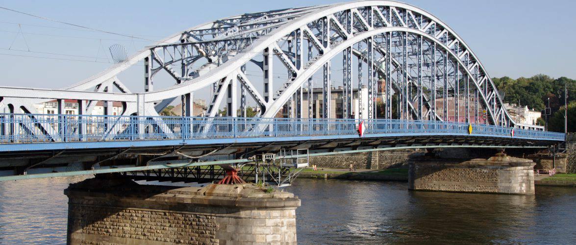 У Кракові запланована реконструкція найстаршого мосту