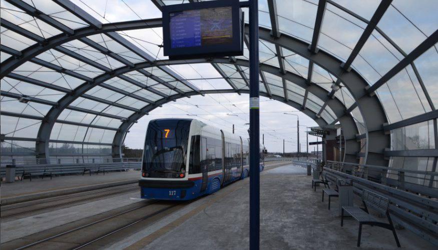 У Вроцлаві побудують нову трамвайну колію на Свойчице