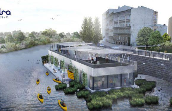 Odra Centrum: у Вроцлаві збудують відпочинковий комплекс на воді