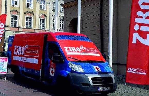 У Кракові пройде безкоштовне обстеження легень і аналіз віку серця