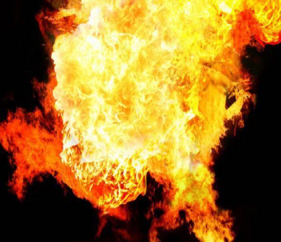 В Болеславці вибух газу зруйнував будинок, є поранені