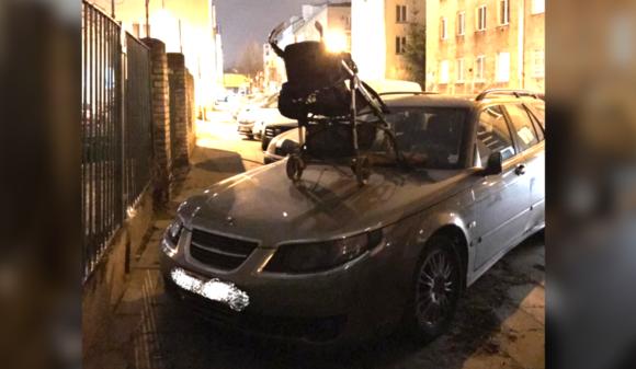 У мережі показали помсту мешканця Варшави нахабному «герою парковки»: фото