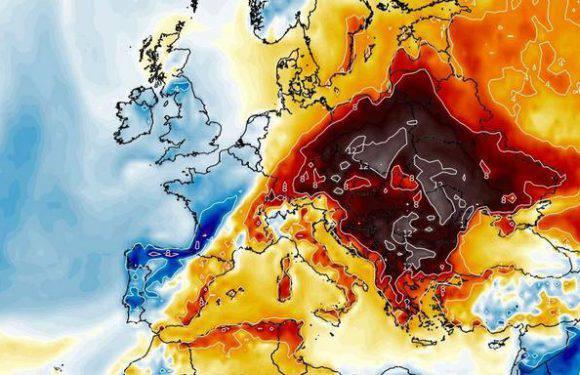 В Польщу йде тепло до +20 градусів