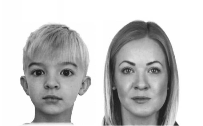 У Вроцлаві пропали мама та маленький син. Допоможіть знайти (ФОТО)