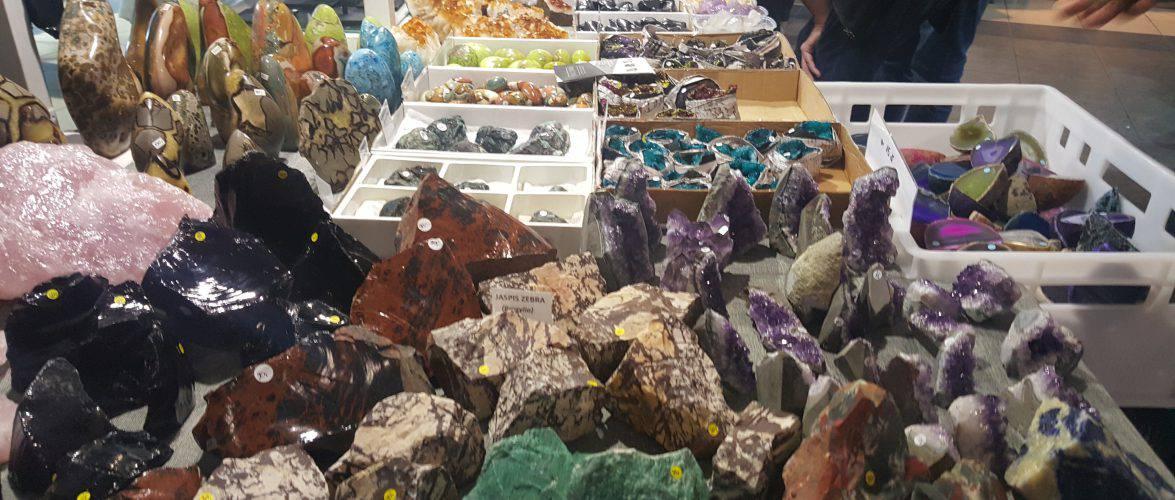 У Сілезії триває виставка-ярмарок мінералів, кристалів та декоративних каменів [ФОТО]