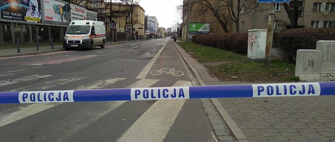 Эвакуация в центре Вроцлава: саперы обезвреживают бомбу в 250 килограмм (+ФОТО, +ВИДЕО)