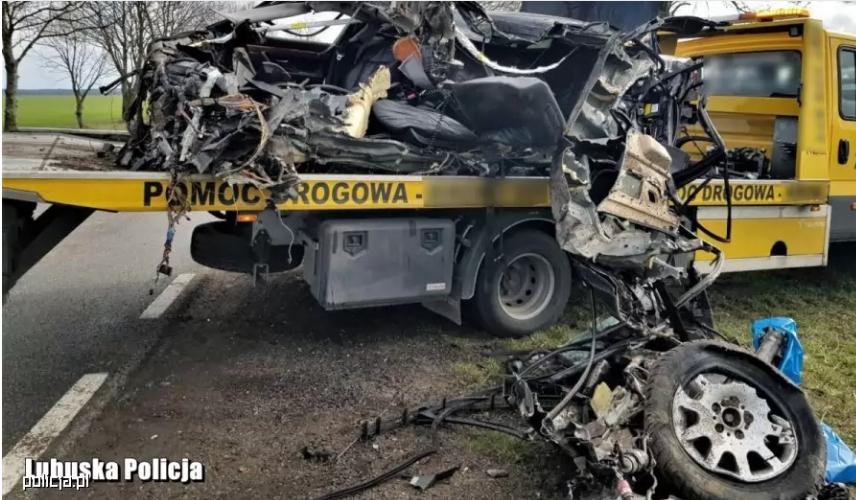 Трагічна аварія на автостраді: «так виглядає неуважність на дорозі!» [ФОТО]