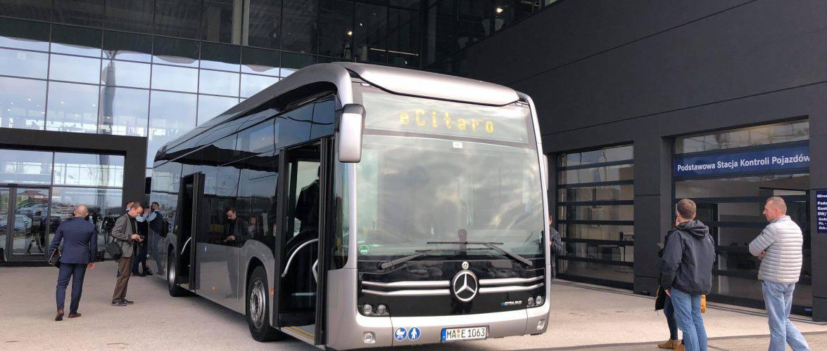 У MPK Wrocław підписано контракт на покупку 50 автобусів Mercedes-Benz Citaro2 [+ ВІДЕОСЮЖЕТ]