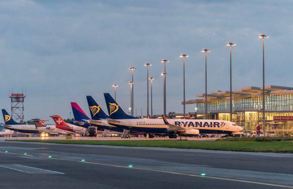 Вроцлавський аеропорт: з квітня зростає кількість мережевих сполучень
