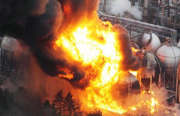 На злоторийській фабриці стався вибух, є 2-є поранених