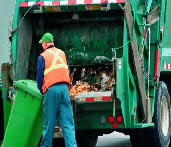 В Любіні сміттєвоз вбив пішохода