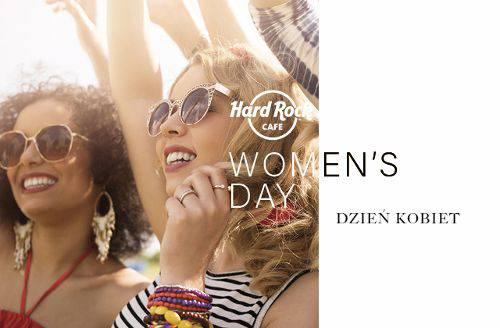 День жінок у Hard Rock Cafe Вроцлав