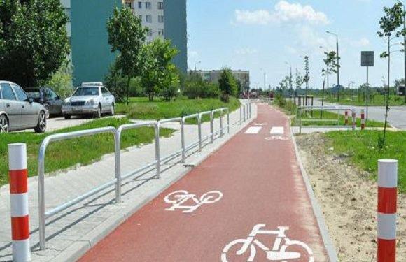 В центрі Вроцлава з'являться нові велодоріжки
