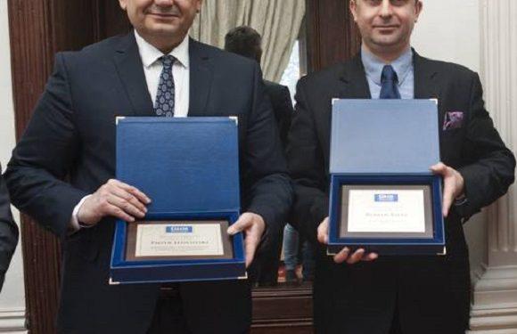 Українець у Польщі став «особистістю року» в сфері бізнесу