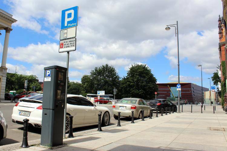 У Вроцлаві буде розширено зону платного паркування
