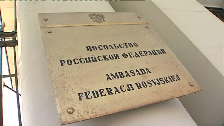 У Варшаві відбувся протест під посольством Росії: «Ми прийшли показати Путіну, що поляки ніколи не забудуть про Смоленську трагедію»