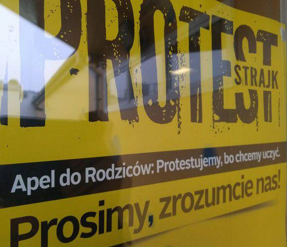 Вчителі з Нижньої Сілезії знову готуються до страйку