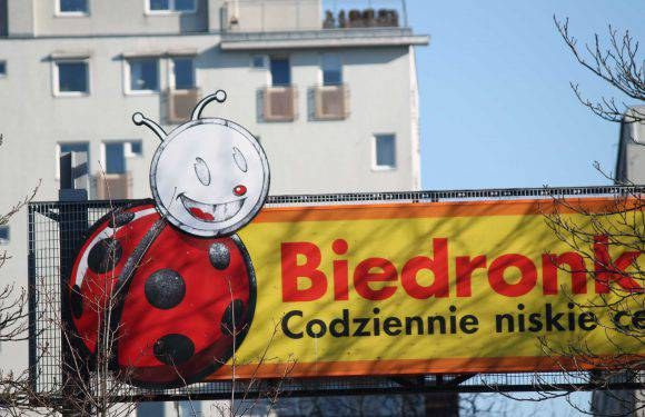 Мережа супермаркетів BIEDRONKA роздає бонуси з нагоди Великодніх свят