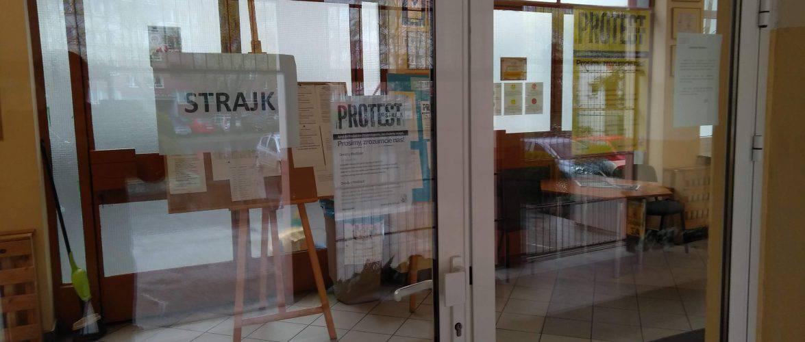 Восьмий день страйку вчителів у Вроцлаві