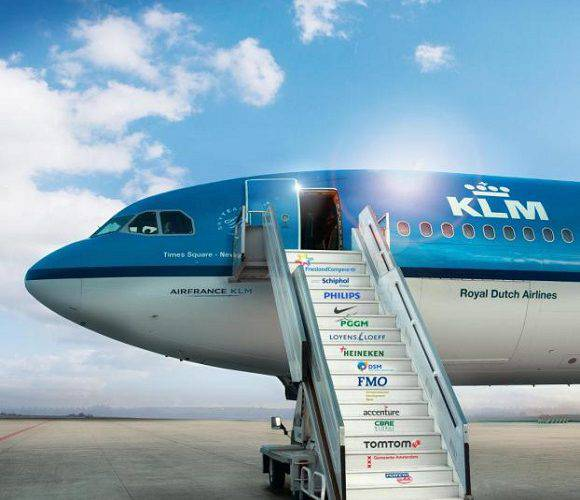 Авіокомпанія «KLM» дарує знижки на перельоти з Вроцлава