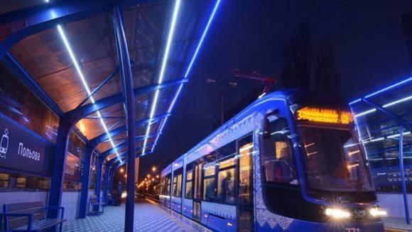 «Київпастранс» закупив  польських трамваїв за 568,4 млн гривень