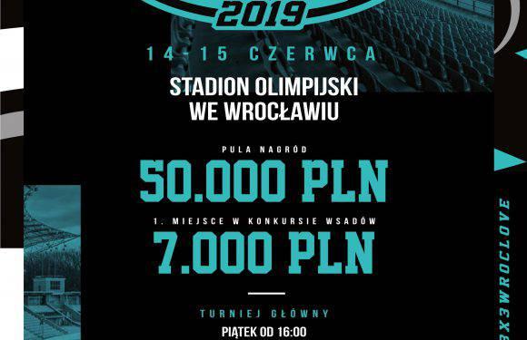 У Вроцлаві стартує турнір вуличного баскетболу — кожен може виграти  50 000 злотих