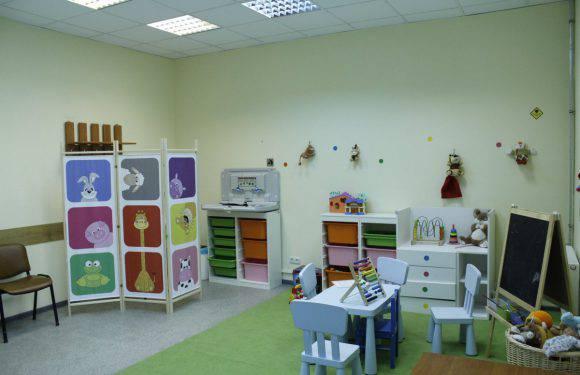 У Вроцлаві в «уженді» відкрилась дитяча кімната