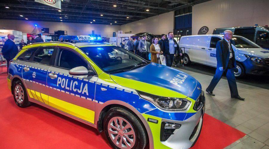 Польща: національна поліція отримала нові автомобілі (+Фото)