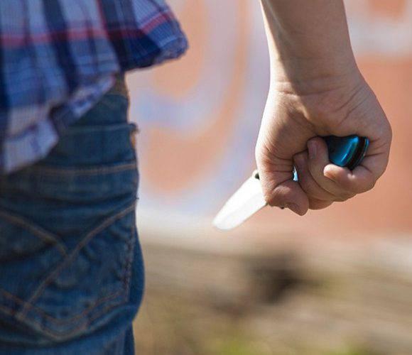 Шок! 7-річний школяр в Рибніку приніс до школи ніж і погрожував учням