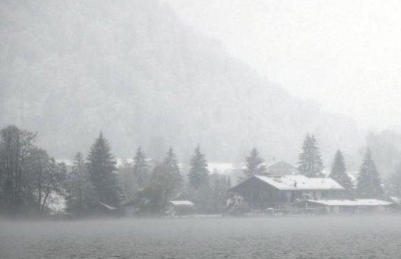 В польських Татрах випав сніг. Літа не буде?