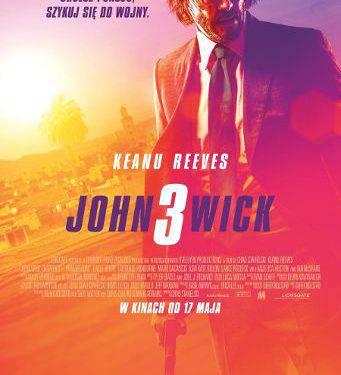 Джон Вік 3