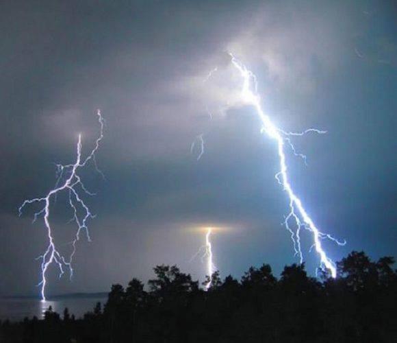 Погода не тішить: на Вроцлав насуваються сильні бурі з градом