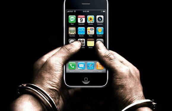 У Нижній Сілезії злодій під час крадіжки згубив… свій телефон