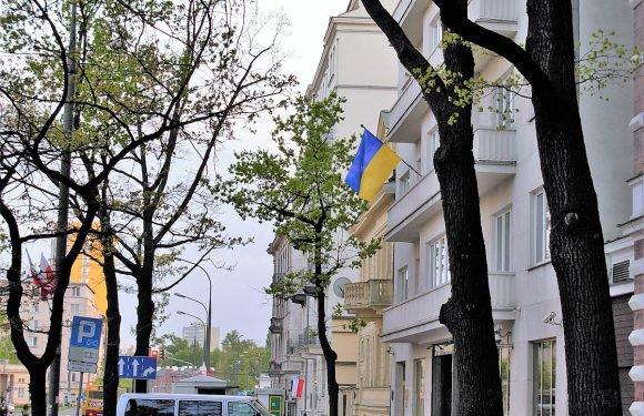 Сьогодні протест у Варшаві, прийди і ти! Українці протестують проти незадовільної роботи  Посольства України в Польщі