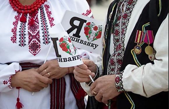 Українці у Вроцлаві святкують День Вишиванки [+ ФОТО]