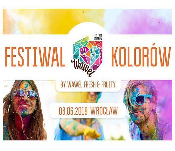 Гарний настрій — гарантований: незабаром у Вроцлаві пройде фестиваль кольорів