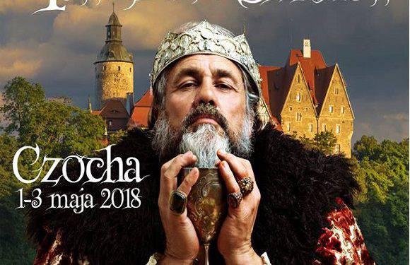 На Замку Чоха в Нижній Сілезії відбувається кулінарний фестиваль