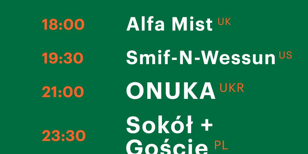 У Вроцлаві пройде відомий  музичний фестиваль WROsound 2019