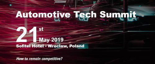 Як залишатися конкурентоспроможними? Автомобільний технічний саміт — Вроцлав 21 травня