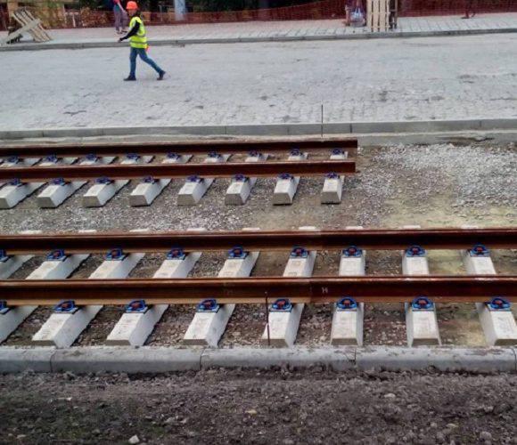 На Вроцлав чекає ремонт двох трамвайних колій
