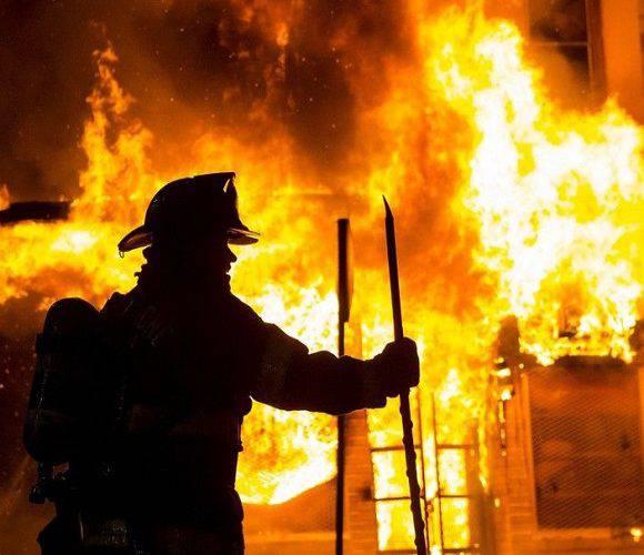 Пожежа у Вроцлаві: загинув чоловік
