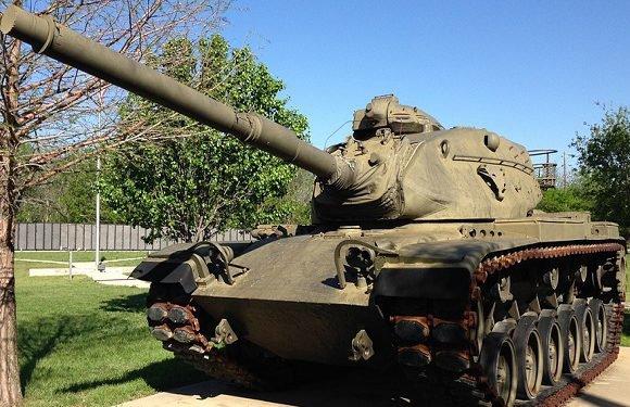 У травні на польські дороги виїдуть танки