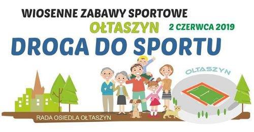 Весняні спортивні забави — дитячий майданчик «Олташин»