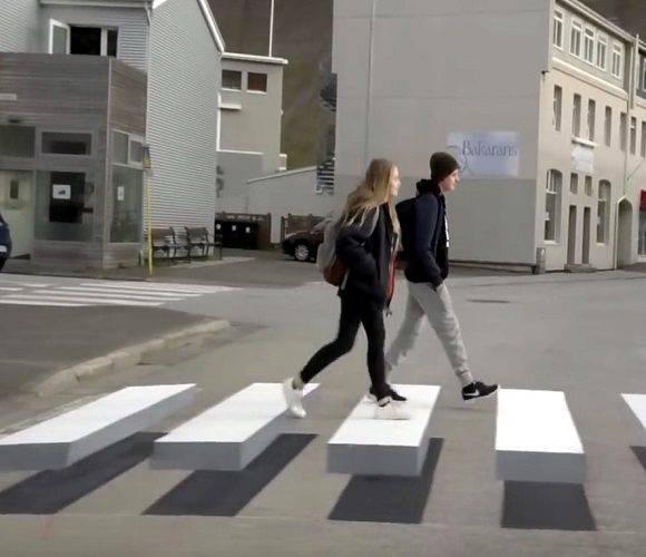 В Дзєржонові з'являться інтерактивні «зебри» (+ВІДЕО)