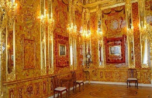У Польщі знайшли бурштинову кімнату?