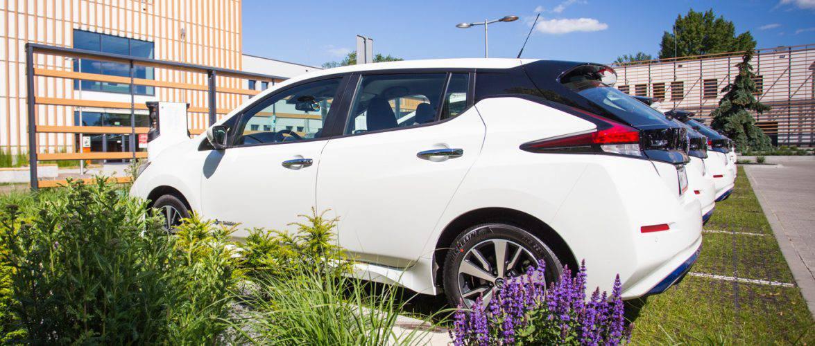 У Вроцлаві з'явилося 8 нових електромобілів для потреб міста (+ФОТО)