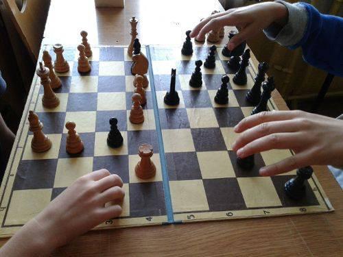 FORszachMATY — швидкий шаховий турнір
