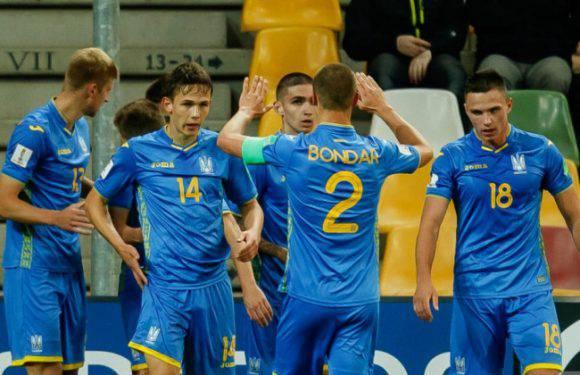 Україна — перший півфіналіст  Молодіжного чемпіонату світу з футболу