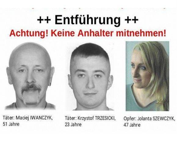 Французька й німецька поліція розшукує медсестру з Вроцлава